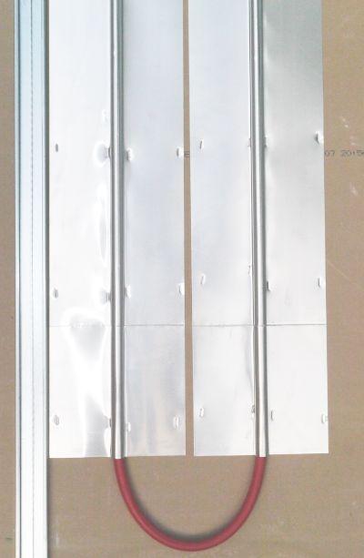 Plafond chauffant rayonnant caleoplafond plafond chauffant rayonnant caleoso - Plafond rayonnant hydraulique ...