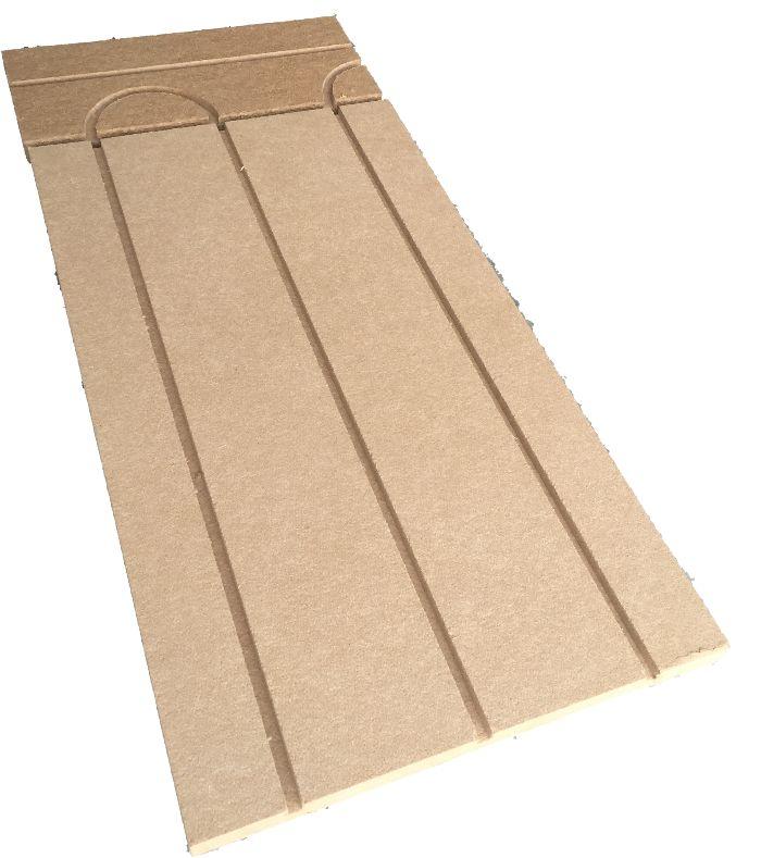 plancher chauffant sec mince caleosol eco fibre de bois ecologique natureplus sans cov. Black Bedroom Furniture Sets. Home Design Ideas