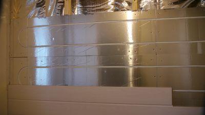 Plancher chauffant sec mince rafra chissant caleosol for Plancher chauffant renovation mince