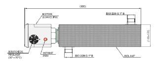 r chauffeur lectrique de boucle pour plancher chauffant. Black Bedroom Furniture Sets. Home Design Ideas